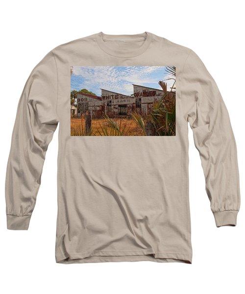 Florida Oranges Long Sleeve T-Shirt
