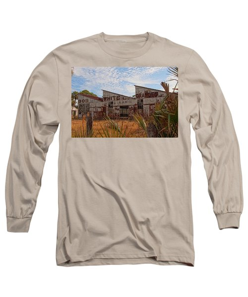 Florida Oranges Long Sleeve T-Shirt