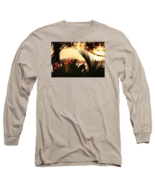 Florida Sunrise Long Sleeve T-Shirt