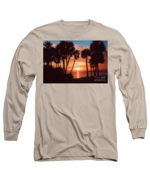 Florida- Sunset Memories Long Sleeve T-Shirt