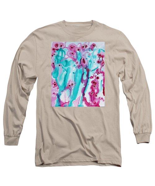 Flower Dance Long Sleeve T-Shirt