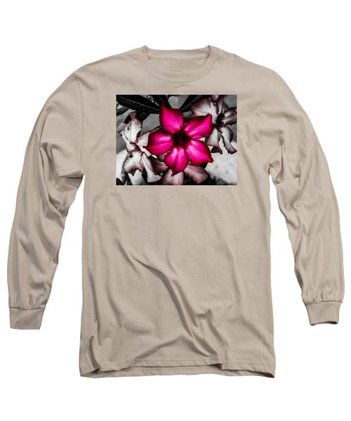 Long Sleeve T-Shirt featuring the photograph Flower Dreams by Randy Sylvia