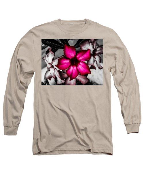 Flower Dreams Long Sleeve T-Shirt
