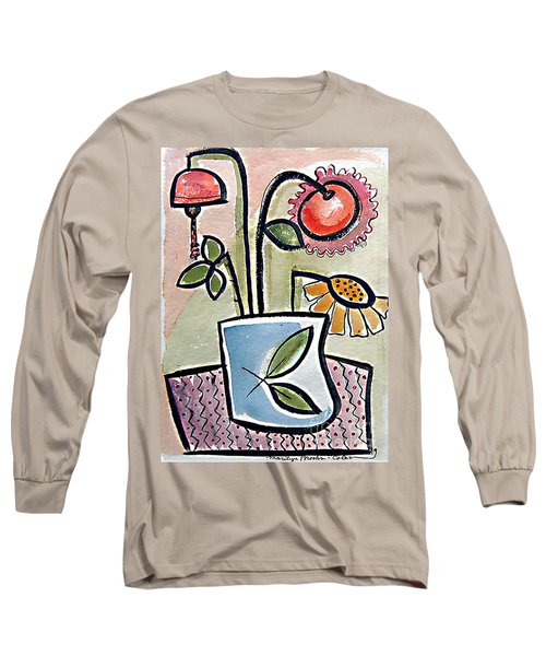Flower Jug Long Sleeve T-Shirt
