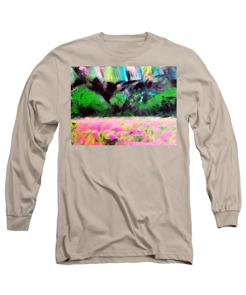 Flower Meadow Long Sleeve T-Shirt
