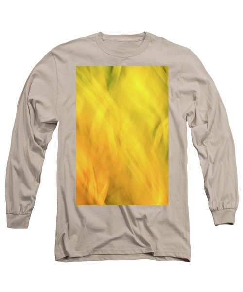 Flower Of Fire 2 Long Sleeve T-Shirt