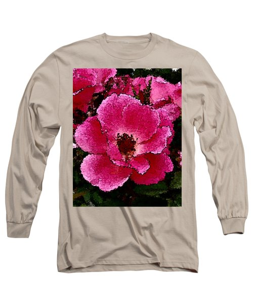 Flower Painting Collection 19 Long Sleeve T-Shirt
