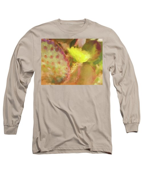 Flowering Pear Long Sleeve T-Shirt
