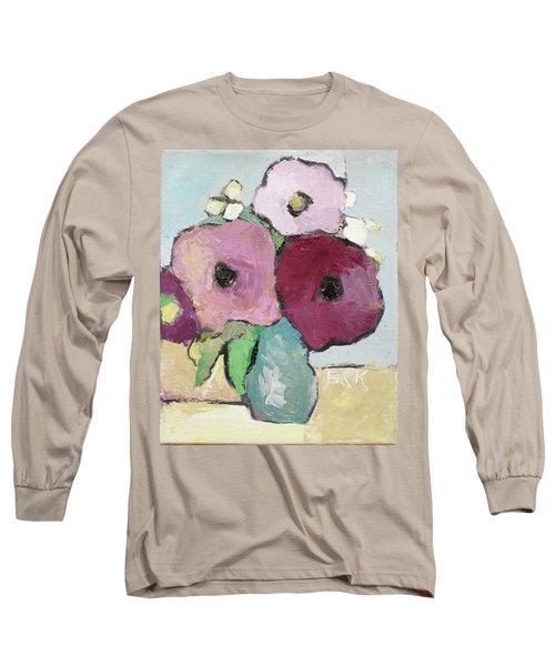 Flowers 1601 Long Sleeve T-Shirt