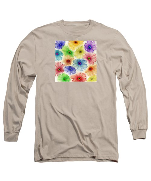Flowers For Eternity Long Sleeve T-Shirt