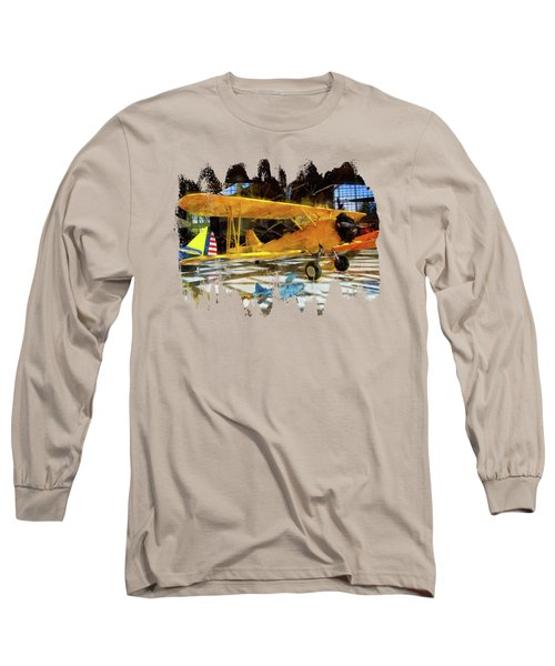 Fly Me To The Moon Long Sleeve T-Shirt