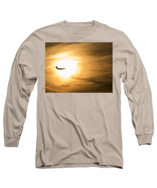 Fly To The Sun Long Sleeve T-Shirt