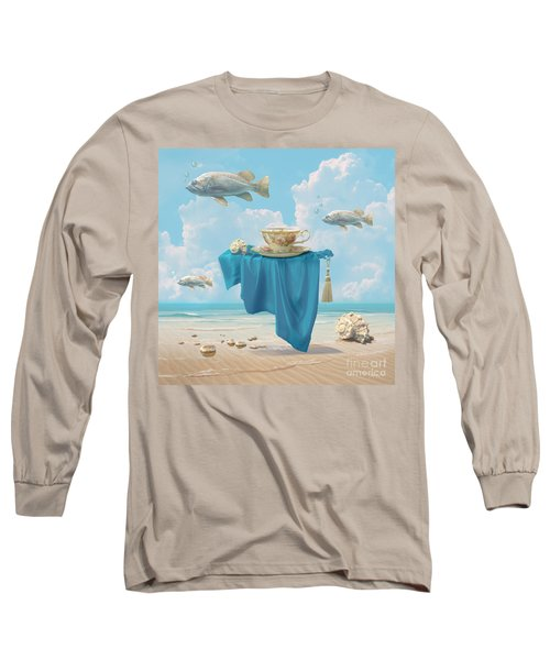 Flying Fish Long Sleeve T-Shirt
