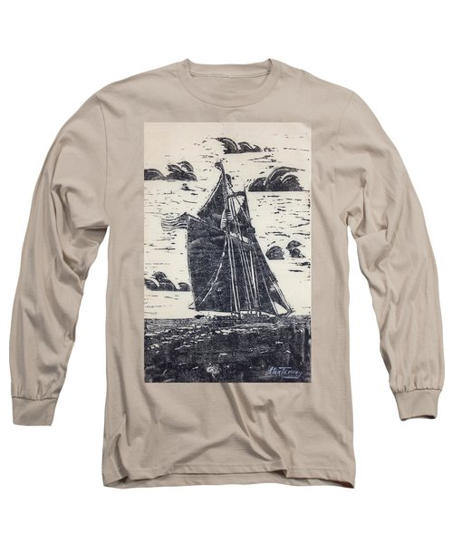 Flying High Long Sleeve T-Shirt by Stan Tenney