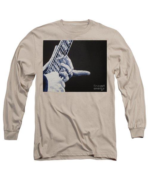 Fn Blues Long Sleeve T-Shirt