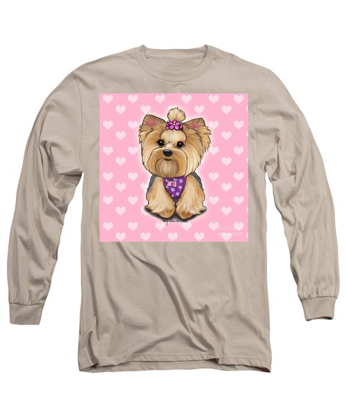 Fofa Hearts Long Sleeve T-Shirt