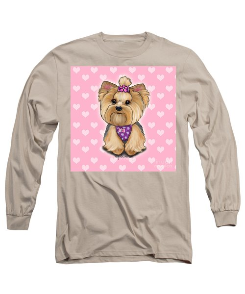 Fofa Hearts Long Sleeve T-Shirt
