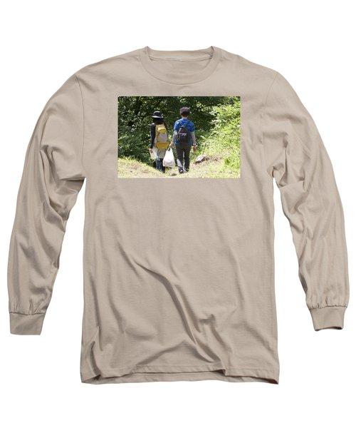 Follow Me 3 Long Sleeve T-Shirt