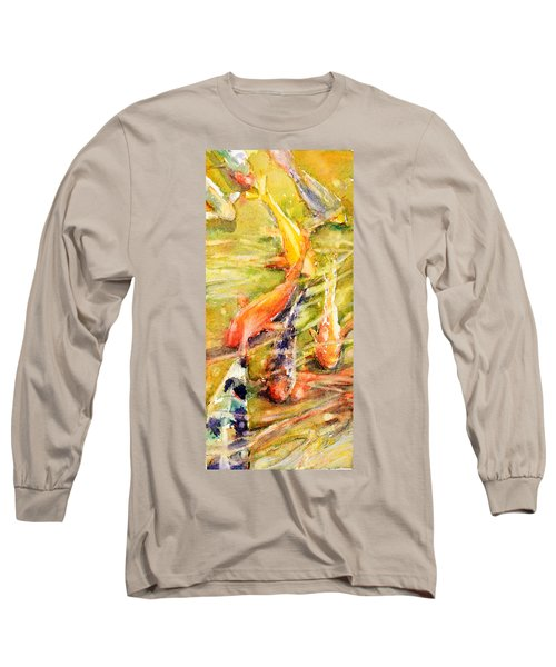 Follow The Leader Long Sleeve T-Shirt by Judith Levins