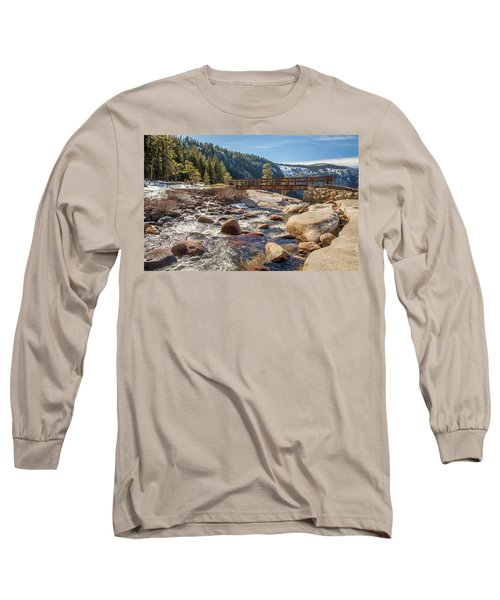 Following The Falls Long Sleeve T-Shirt