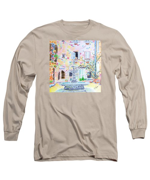 Fontaine Long Sleeve T-Shirt