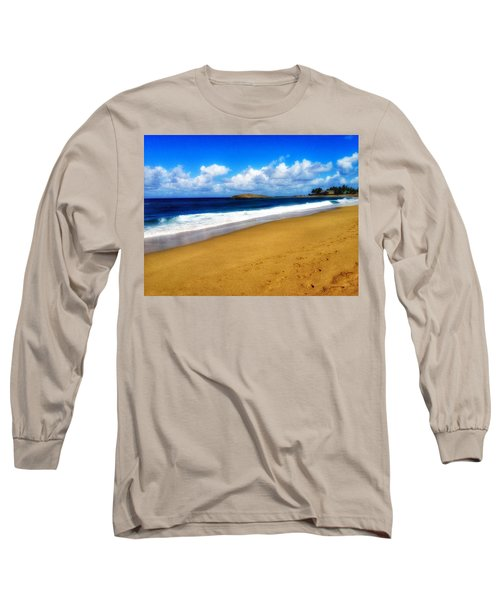 Foot Prints  Long Sleeve T-Shirt