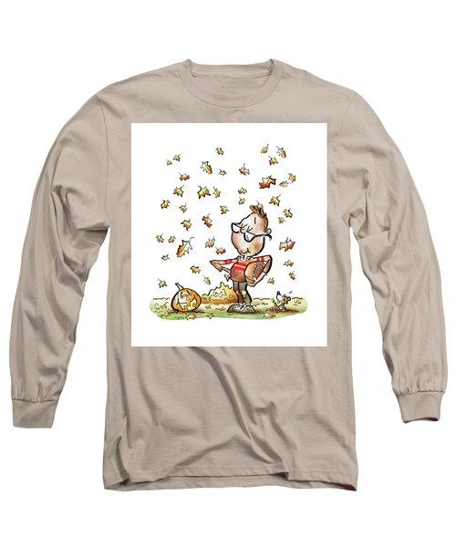 Football Hero Long Sleeve T-Shirt