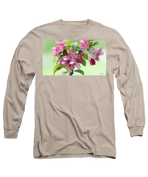 For The Beauty Of The Earth Long Sleeve T-Shirt