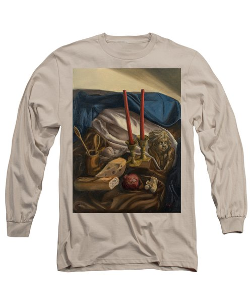 For The Bishop Of Digne Long Sleeve T-Shirt