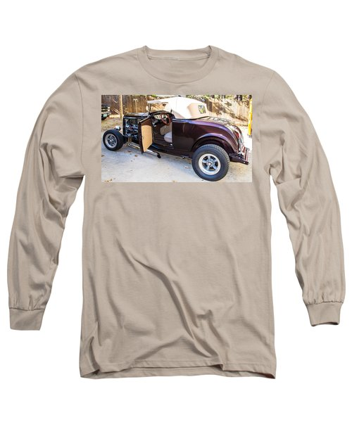 Ford Coupe Long Sleeve T-Shirt