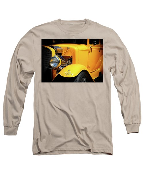 Long Sleeve T-Shirt featuring the photograph Ford Hot-rod by Jeremy Lavender Photography
