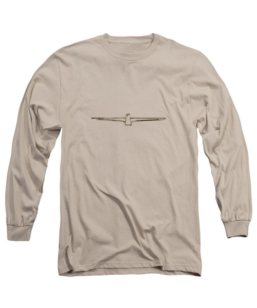 Ford Thunderbird Emblem Long Sleeve T-Shirt