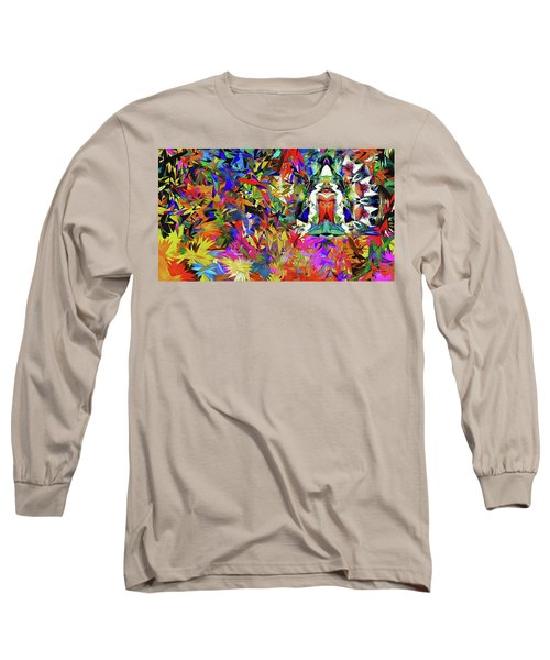 Forest Deity Long Sleeve T-Shirt