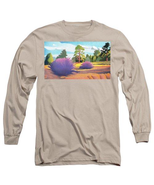 Forest Edge Long Sleeve T-Shirt