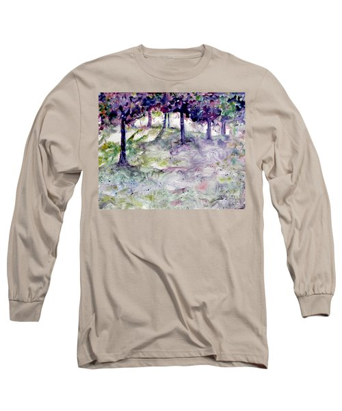 Forest Fantasy Long Sleeve T-Shirt