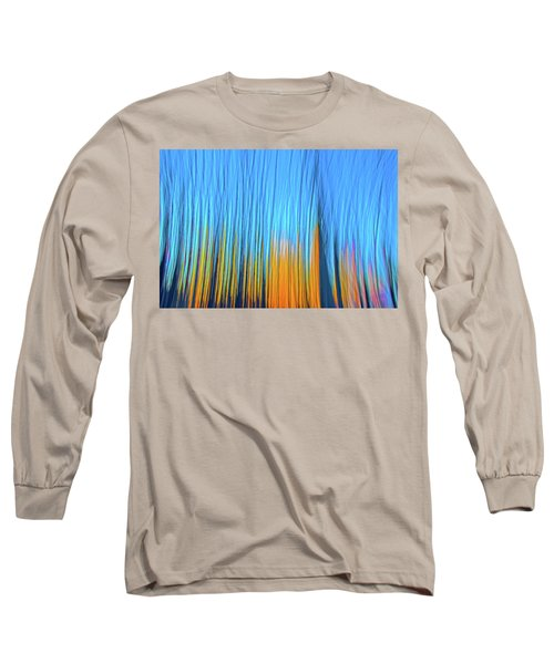 Long Sleeve T-Shirt featuring the photograph Forest Fire by Tony Beck