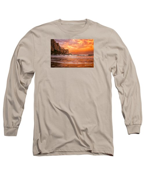 Forever Long Sleeve T-Shirt by Alice Cahill