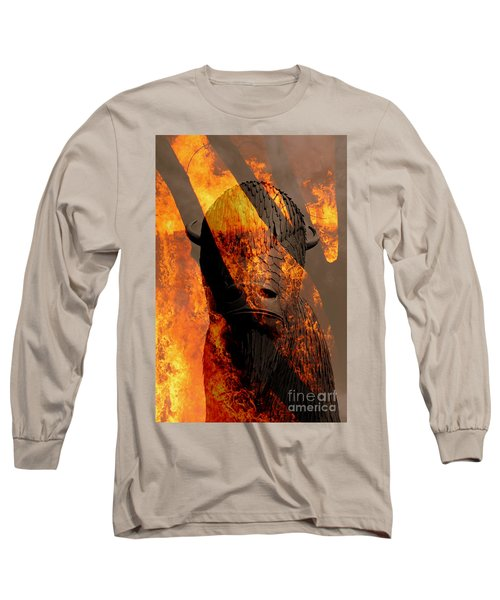 Forged In Fire Long Sleeve T-Shirt