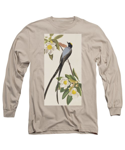 Fork-tailed Flycatcher  Long Sleeve T-Shirt