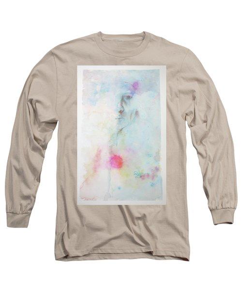 Forlorn Me Long Sleeve T-Shirt by Rachel Hames