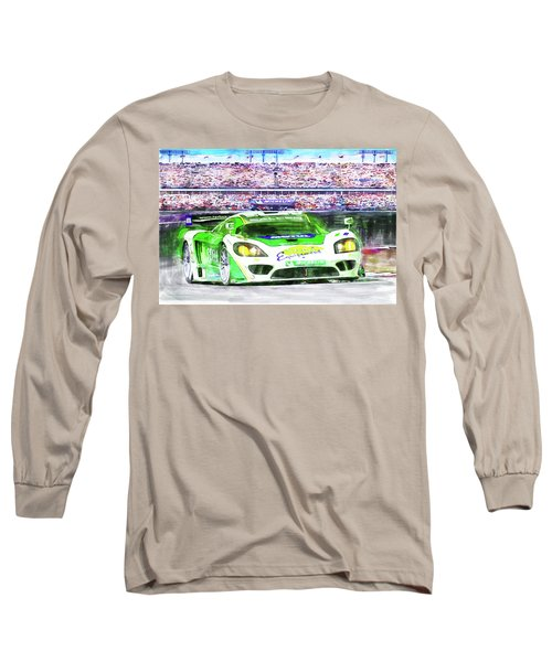 Form One Long Sleeve T-Shirt by Michael Cleere