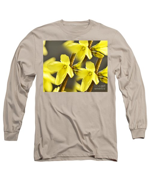 Forsythia Three Long Sleeve T-Shirt