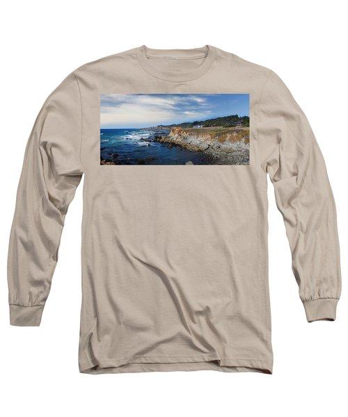 Fort Bragg Mendocino County California Long Sleeve T-Shirt
