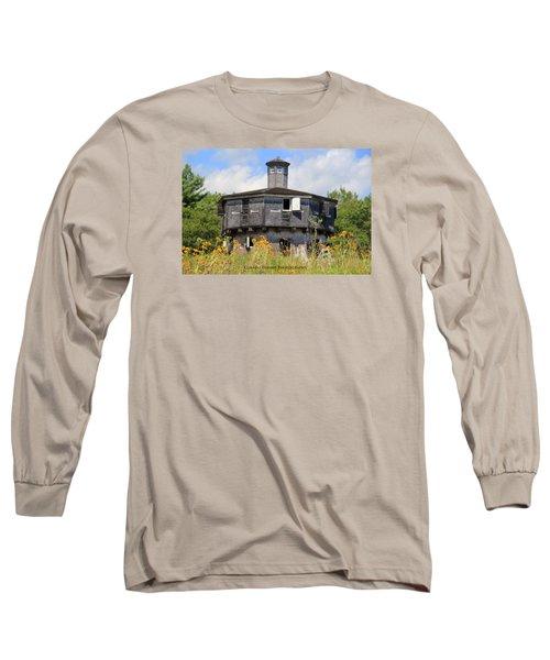 Fort Edgecomb Long Sleeve T-Shirt