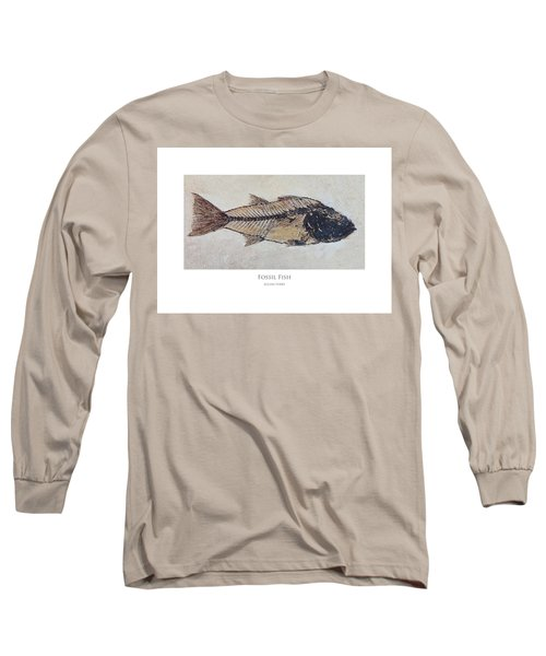 Fossil Fish Long Sleeve T-Shirt
