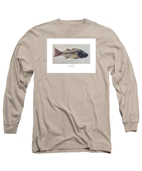 Fossil Fish Long Sleeve T-Shirt