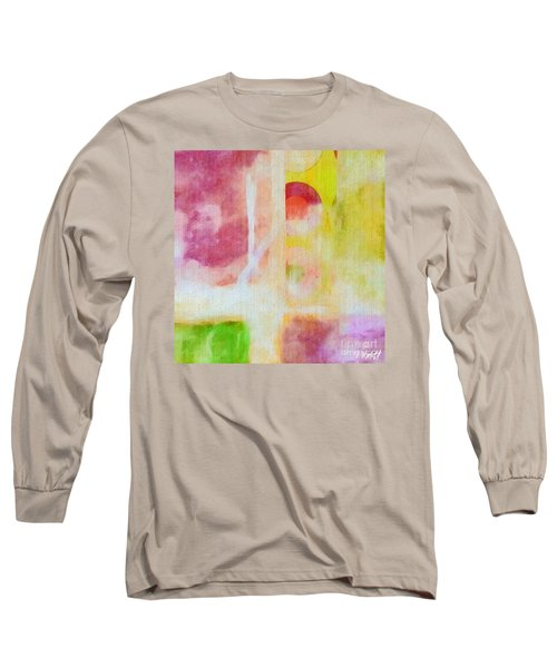 Four Corners Long Sleeve T-Shirt by William Wyckoff