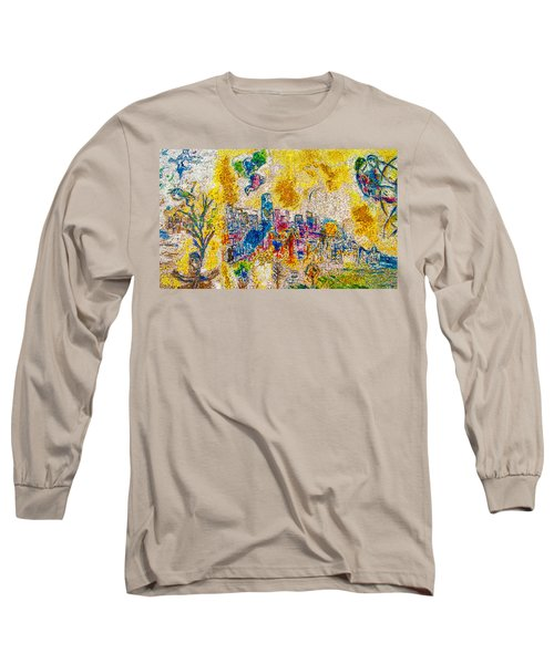 Four Seasons Chagall Long Sleeve T-Shirt
