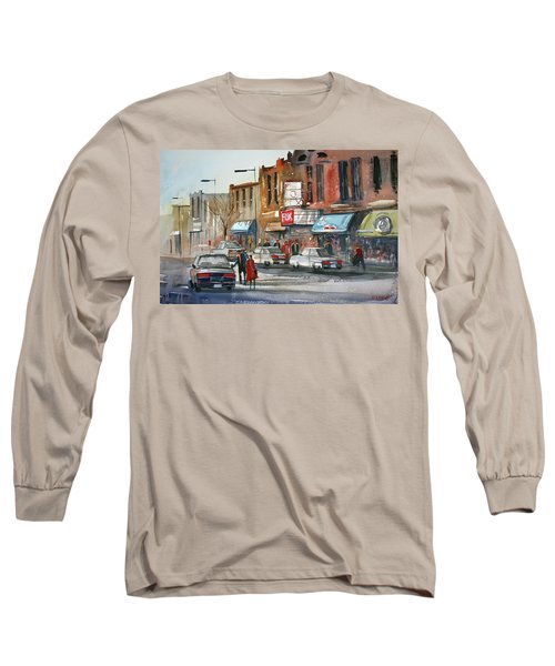 Fox Theater - Steven's Point Long Sleeve T-Shirt