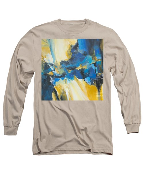 Fragments Of Time Long Sleeve T-Shirt by Glory Wood